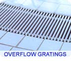 Overflow Gratings - Aim Engineering